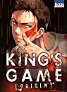 King's Game Origin, tome 3 par Yamada