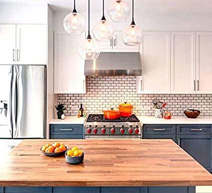 2x4 White Subway Glossy Ceramic Tile Kitchen Backsplash ...