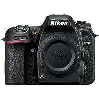 Nikon VBA510BA D7500 - Body Only (Australian warranty),Black