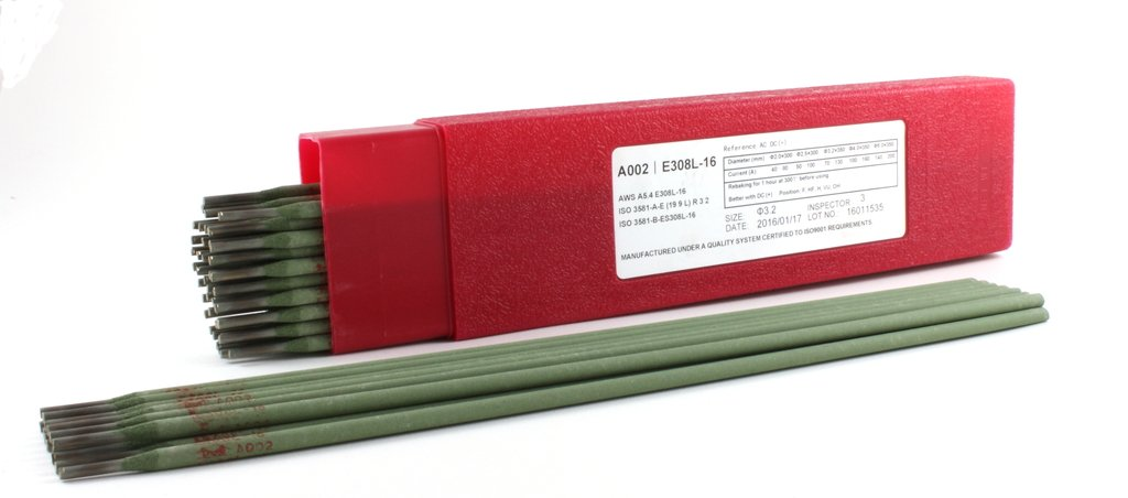 E308L-16 - Stainless Steel Welding Electrode - 12