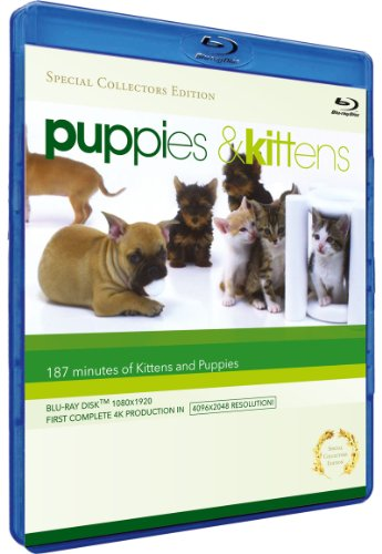 Puppies & Kittens [Blu-ray] ()