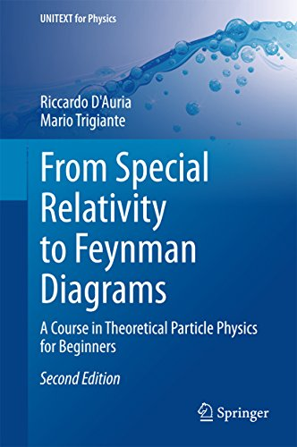 Download  From Special Relativity To Feynman Diagrams  A Course In Theoretical Particle Physics