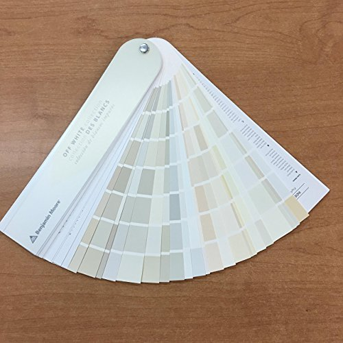 Benjamin Moore White Collection deck