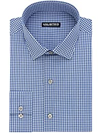 Unlisted by Kenneth Cole Reaction Men's Slim Fit Check...