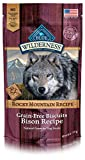 Blue Wilderness Rocky Mountain Recipe Trail Treats Bison Biscuits , 8 Oz