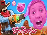 Gooey Monsters vs. FGTeeV Sheriff