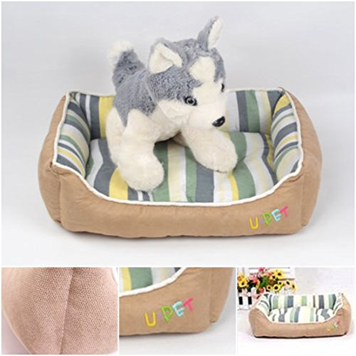 1Pc Superb Popular Pet Bed Size M Nest Pad Puppy Blanket Warm Cushion Color - Club Top Hu