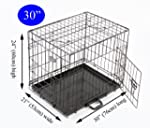 Easipet Puppy Cage for Dog, 76 x 53 x...
