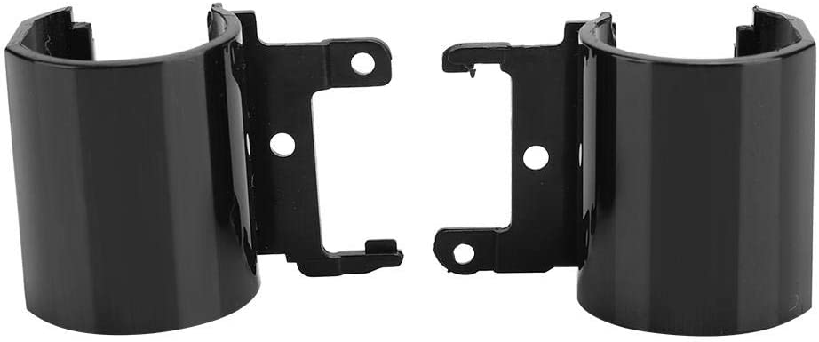 Zopsc Replacement LCD Back Cover Laptop LCD Hinges Cover for HP 15-BS 15-BS015DX 15-BS020WM 15-BW 924984-001 924985-001