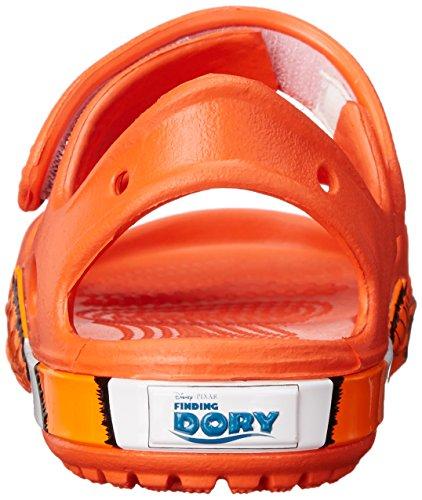 Toddler//Little Kid K Crocband II Finding Dory Crocs Crocband II Finding Dory Sandal