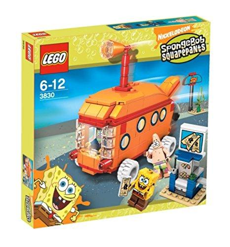 LEGO SpongeBob SquarePants Bikini Bottom Express 3830 (japan import) ()