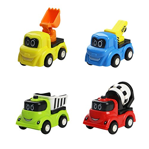Sturdy Toy Trucks for Your Toddler