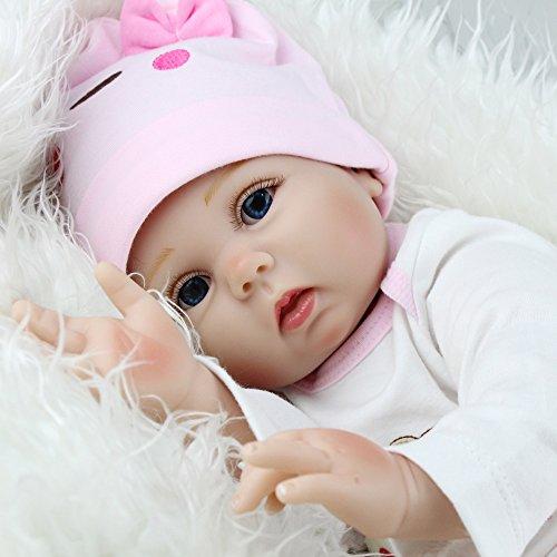 Ihram Kids For Sale Dubai: Kaydora 22 Inch Lifelike Reborn Baby Dolls Realistic