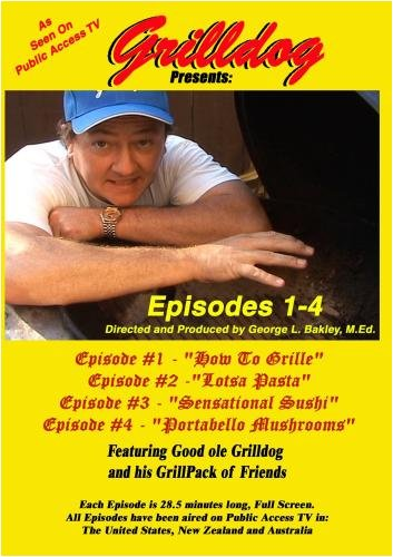 Alfredo Sauces Recipe (Grilldog Presents: Episodes 1-4)