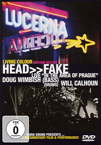 DVD : Head Fake - Live In The Area Of Prague (DVD)