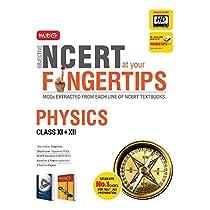 OBJECTIVE NCERT PHYSICS FINGERTIPS NEET