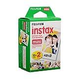 Fujifilm Instax Mini Twin Pack Instant Film [International Version]