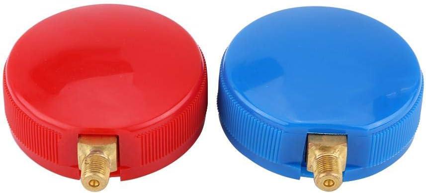 Coppia di condizionatori daria R410A R134A R22 Kit manometri alta e bassa pressione refrigerante