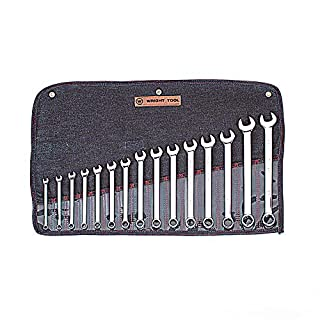 Wright Tool 952 Full Polish Metric 12 Point Combination Wrench Set, 7mm-22mm (15-Piece) (B002M3ZEUY) | Amazon Products