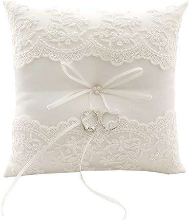 Black And White Striped Ring Pillow Bearer Small Wedding Ring Bearer Black Ring Pillow 4x4 Pillow Wedding Ring Pillow