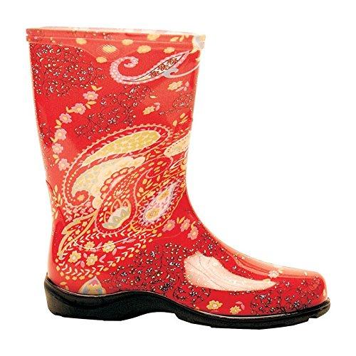 nine wet heels - 4