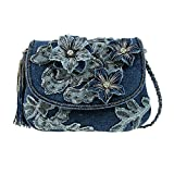 Mary Frances Good Jeans Handbag