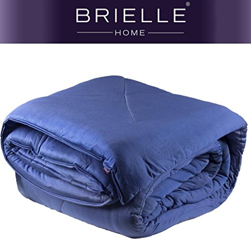 Brielle 100 Percent Jersey Knitted Comforter