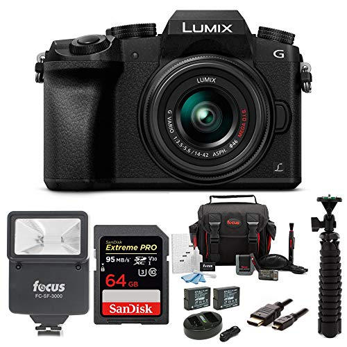 Panasonic LUMIX G7 Black