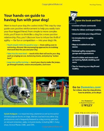 Dog Tricks and Agility For Dummies