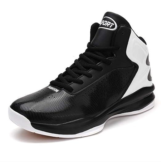 DANYCU Zapatillas de Baloncesto para Hombre Zapatillas Deportivas ...