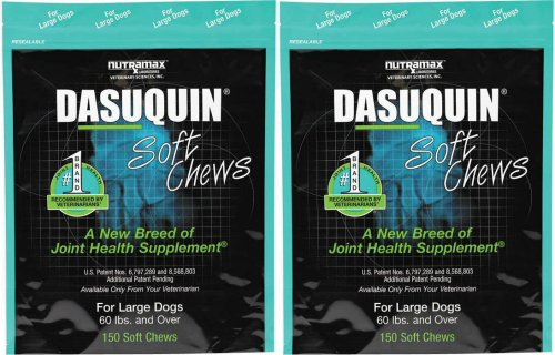 Nutramax Dasuquin Soft Chews for Large Dogs 300ct (2 x 150ct)