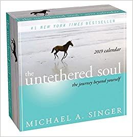 image for The Untethered Soul 2019 Day-to-Day Calendar: The Journey Beyond Yourself