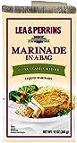 Lea & Perrins Marinade, Garlic & Herb, 12oz