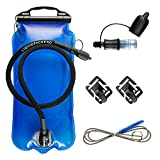 LIQUIDPACKPRO Water Reservoir 2 Liter or 3 Liter Hydration...