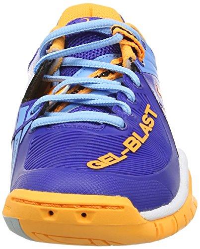 asics Gel-Blast 6 - Multisport Outdoor de sintético mujer azul - Blue (Atomic Blue/Silver/Blue 4893)