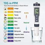 Misuratore-di-PH-Digitale-Parkarma-3-in-1-PH-TDS-Temp-001-PH-Tester-per-Acqua-ad-Alta-Precisione-Tester-di-qualita-Tascabile-Gamma-0-14-PH-Ideale-per-Acquario-Piscina-Acqua-Potabile