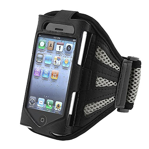 Insten Sport Workout Armband for iPhone 4 and iPhone 4S