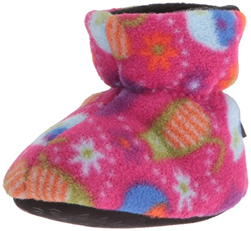 ACORN Easy Bootie (Toddler), Pink, TS (0-6 months)