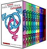 The Ultimate Erotic Short Story Collection 27 - 11 Steamingly Hot Erotica Books For Women