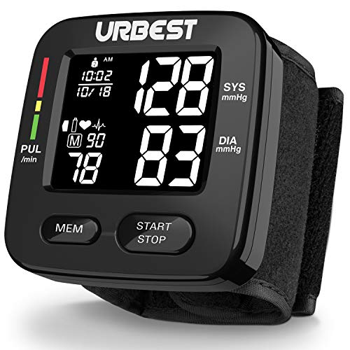 Blood Pressure Monitor Wrist Cuff
