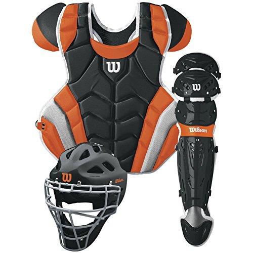 Wilson C1K Catcher's Gear Kit, Royal