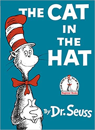 Image result for the cat in the hat book