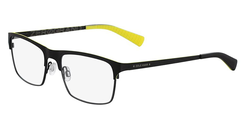 Eyeglassesコールハーンch4010 CH 4010ブラック   B01M715CT4