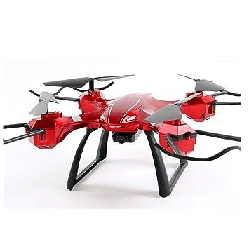 ZHEL Drone y cámara 720P HD Streamer fotografía, giroscopio de 4 ...