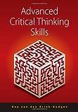 Advanced Critical Thinking Skills, Roy van den Brink-Budgen, 184528433X