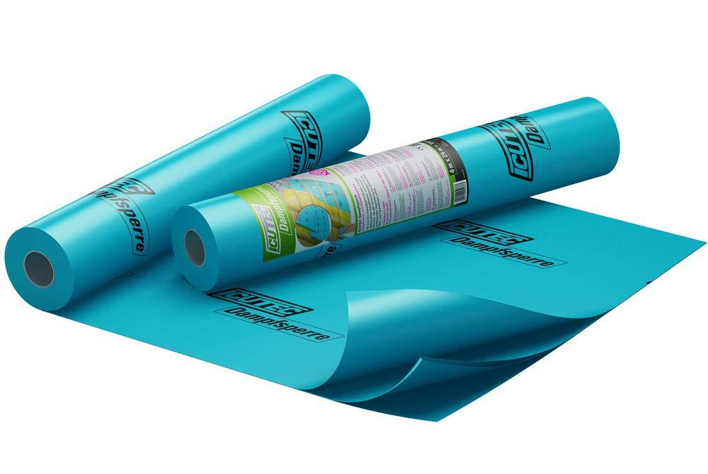 Barrera de vapor color azul Icutec 033 5032