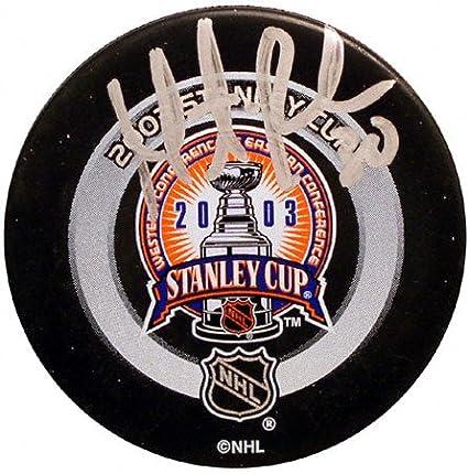 Amazon.com   Martin Brodeur Autographed 2003 New Jersey Devils ... 67cae70d9