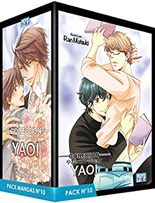 Collection Yaoi Pack N° 5 : 5 mangas: 10 (Boys love): Amazon.es ...