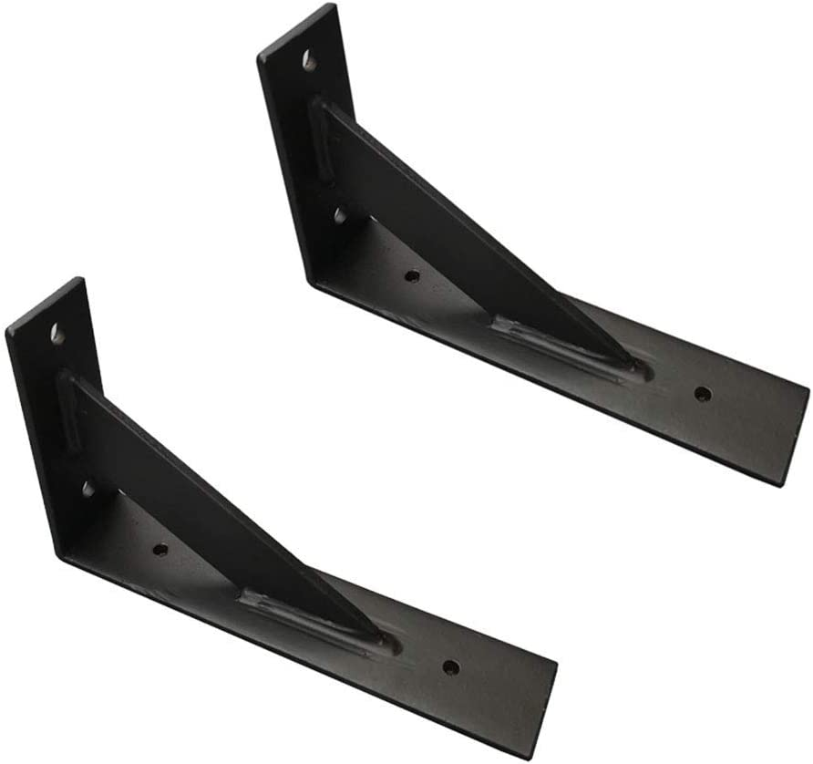 MiJi AiAi Soporte de trípode de hierro engrosado soporte de pared estante soporte trípode rack soporte de pared soporte de pared soporte de pared rack soporte trípode, 35 cm