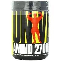 Universal Nutrition Amino 2700, 350 tabletas